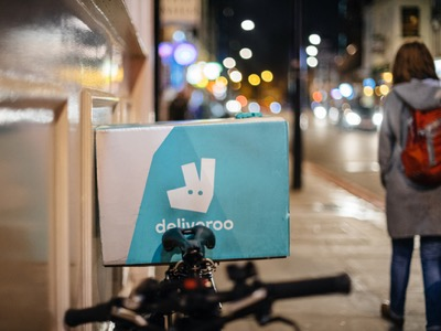 deliveroo taylor review featured