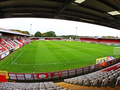stevenage fc featured