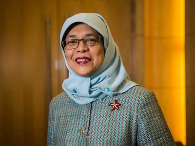 Halimah Yacob featured