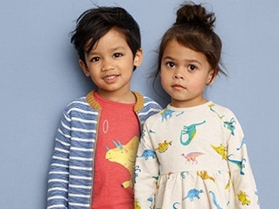 John Lewis gender neutral clothing featured