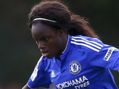 Eniola Aluko Mark Sampson