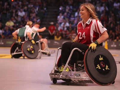 paralympics female athletes featured