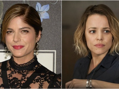 Rachel McAdams and Selma Blair