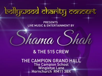 Bollywood Charity Concert