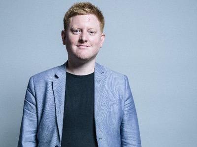 Jared O'Mara, Labour MP featured