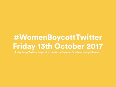 Women Boycott Twitter featured