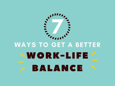 work life balance featured