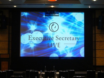 Executive Secretary featured