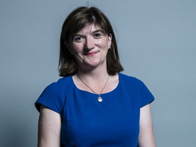 Nicky Morgan featured