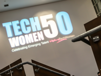 TechWomen50 Awards featured