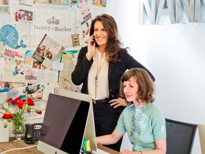 Paola Diana Nanny & Butler 2