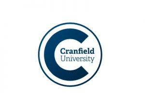 Cranfield University logo featured