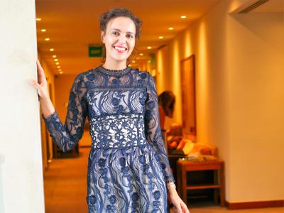 Loubna Bouarfa   CEO & Founder, OKRA Technologies
