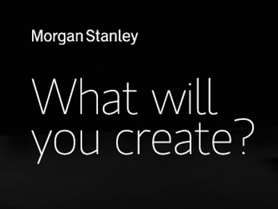 Morgan Stanley event featured