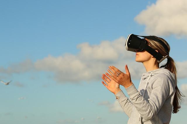 virtual reality, warm technology