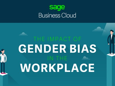 Gender Bias Infographic Sage People featured