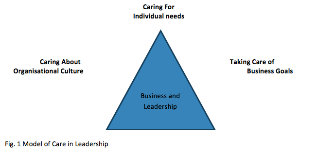 care in organisations