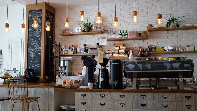 coffee shop, business owner, franchise