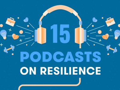15 podcast on resilience featured