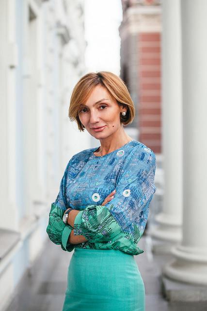 Kateryna Rozhkova