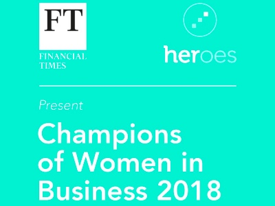 HERoes Champion of women in business featured
