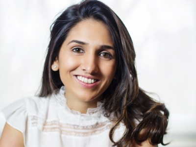 Riya Grover, entrepreneur featured