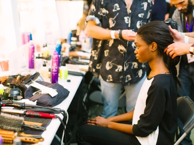 Beauty industry featured