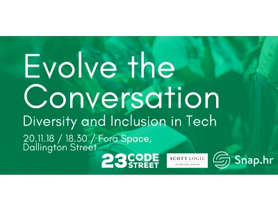 Evolve the conversation featured