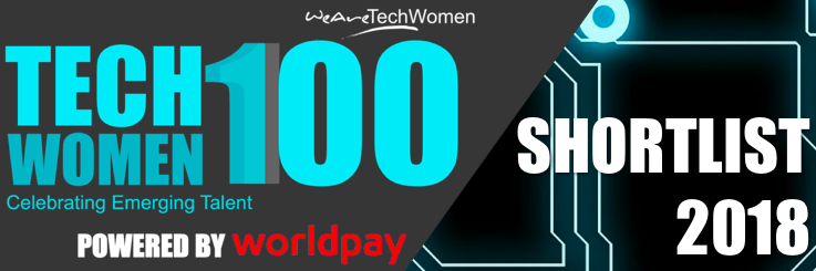 TechWomen100 Shortlist