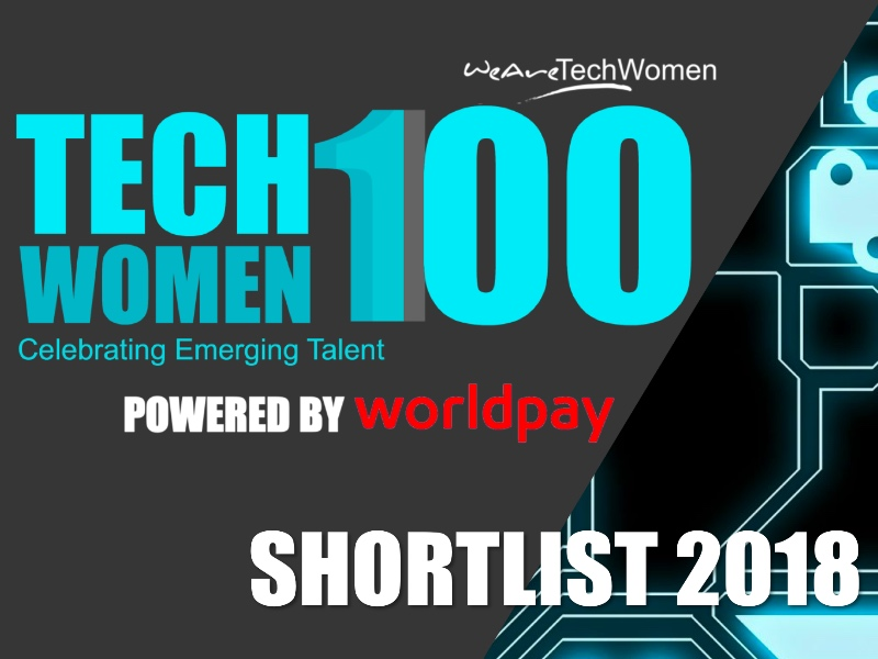 TechWomen100 Shortlist Featured