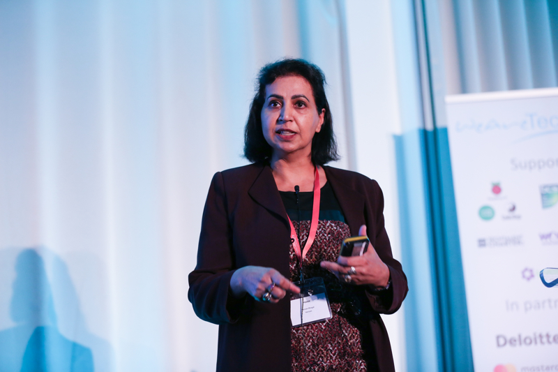 Satnam Bhogel, Principal Consultant, Verizon
