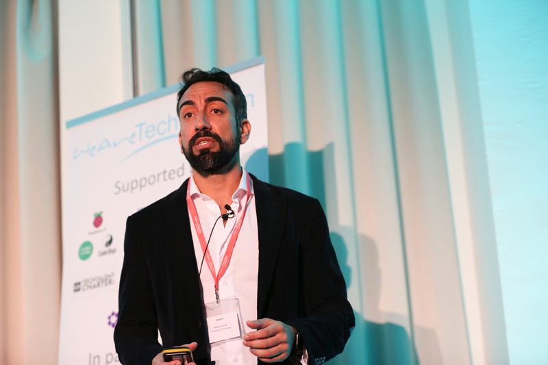 Ildefonso Olmedo, Head of Innovation - Blockchain Lead, Santander UK Technology