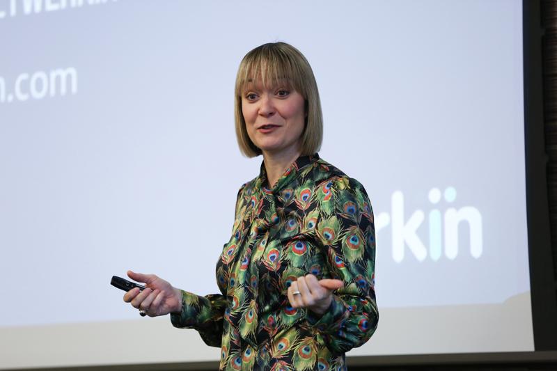 Hayley Sudbury, CEO, WERKIN