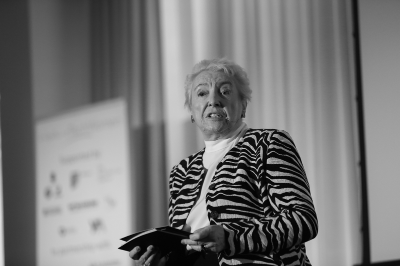 Dame Stephanie Shirley, IT Entrepreneur & philanthropist