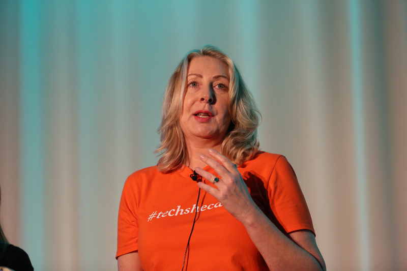 Sheridan Ash, Technology and Investments Director and Women in Technology Leader, PwC