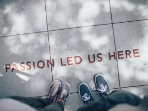 Passion led us here featured