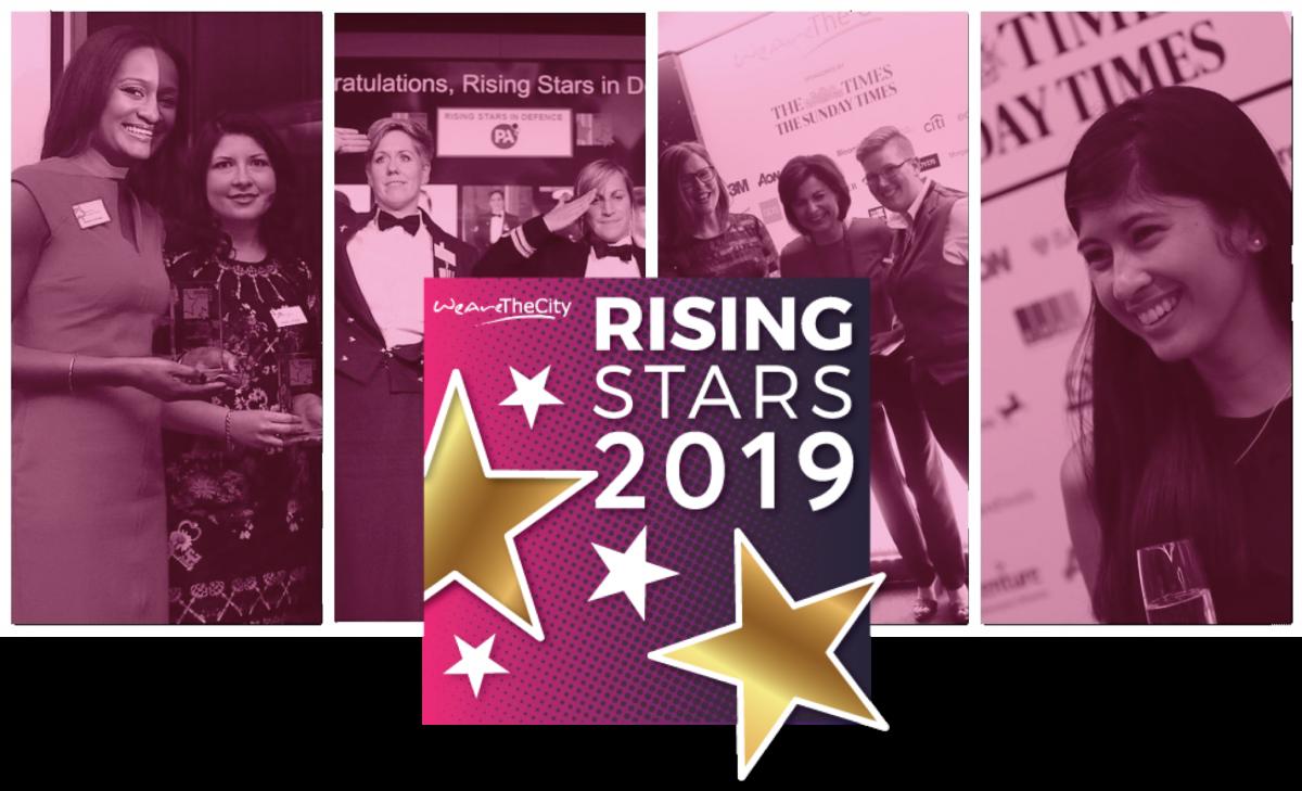 Rising Star 2019 banner
