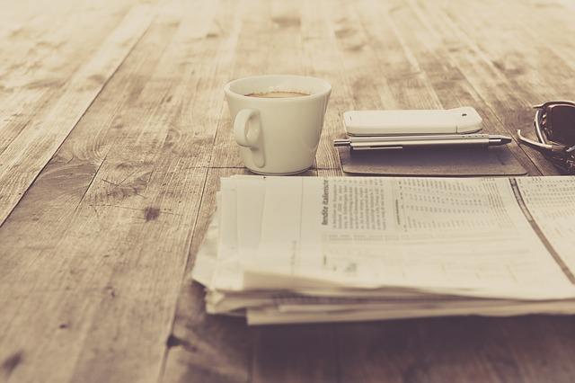 journalism, technology, newspaper