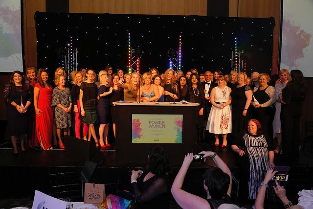 Northern Power Women winners