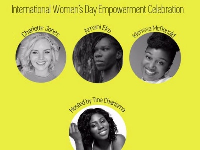 International Women's Day Empowerment celebration featured