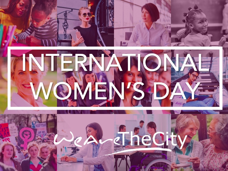 International Women's Day featured