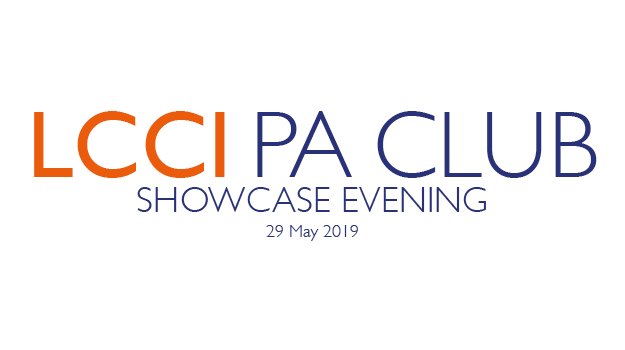 LCCI SHOWCASE May 2019 Logo