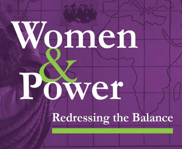 Women & Power: Redressing the balance