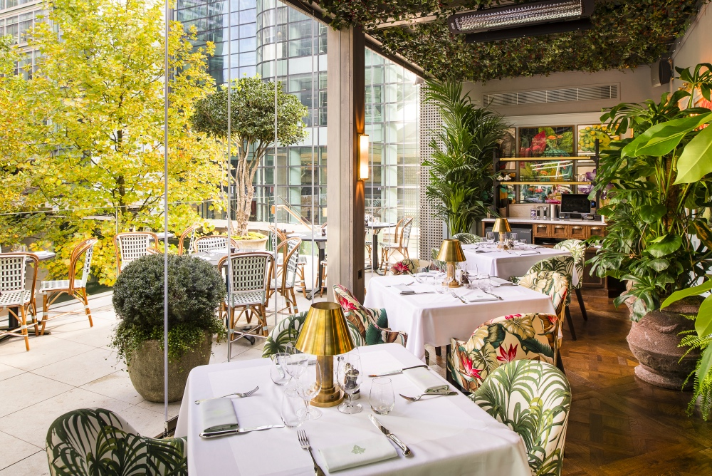 The Ivy in the Park, Canary Wharf - Interiors (11)