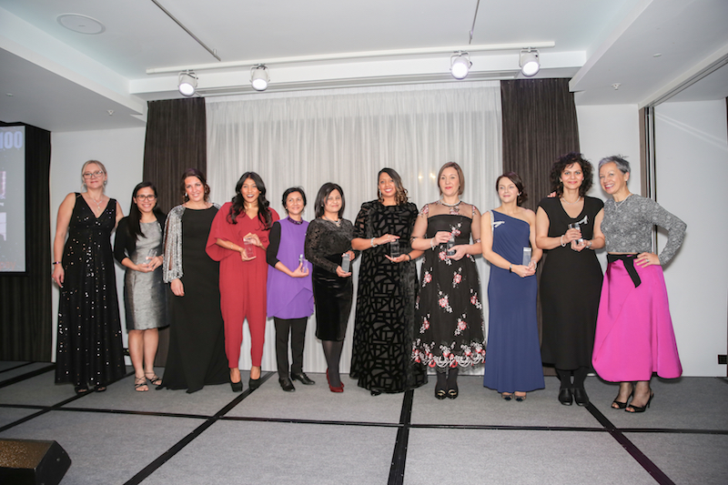 Our TechWomen100 winners