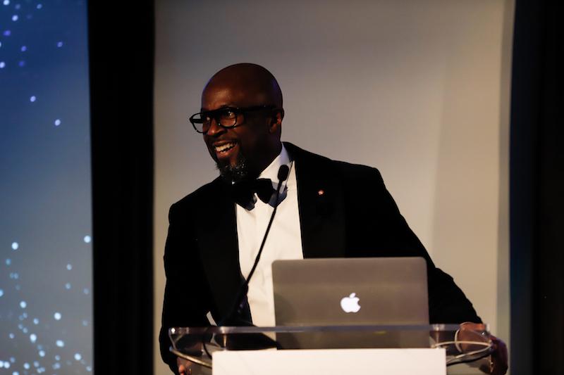 Tunji Akintokun MBE, Senior Vice President, NSC Global