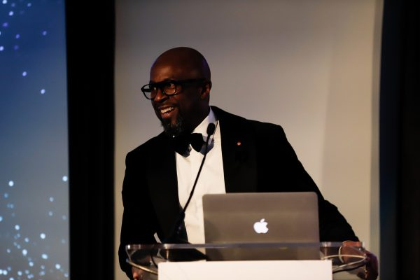 Tunji Akintokun MBE, CEO and VP of NSC Global