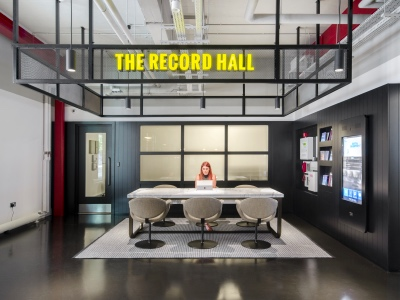 Workspace Records Hall featured