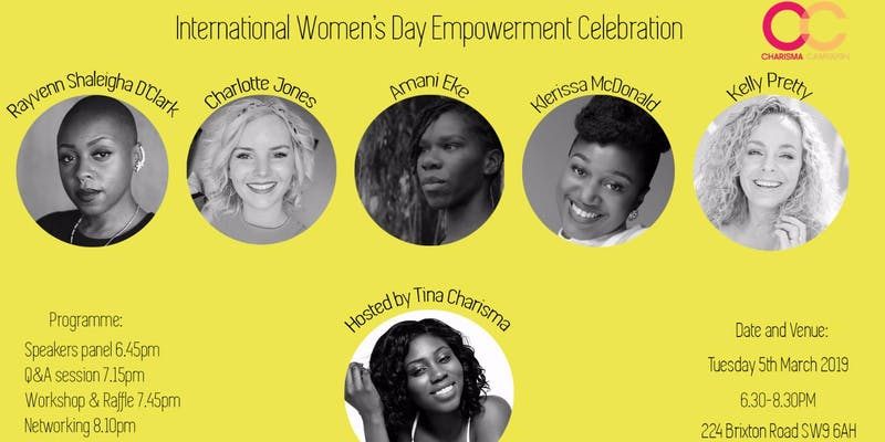 International Women's Day Empowerment celebration