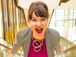 Esther Stanhope, Confidence Speaker & Personal Impact Expert featured